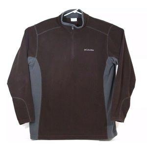 Columbia Sportswear Winter Fleece Sweater Mens XL